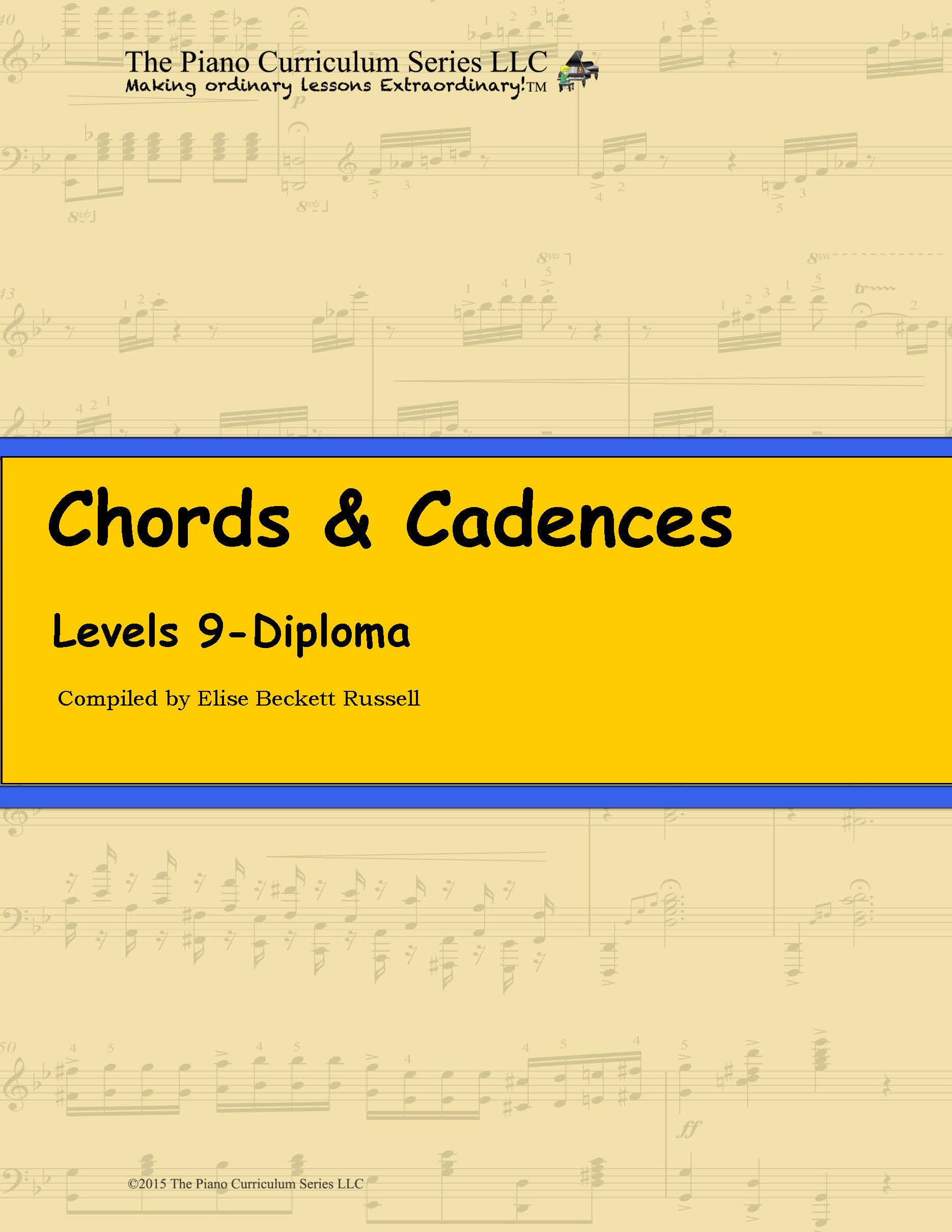 Outstanding Yellow Piano Chords Collection Song Chords Images