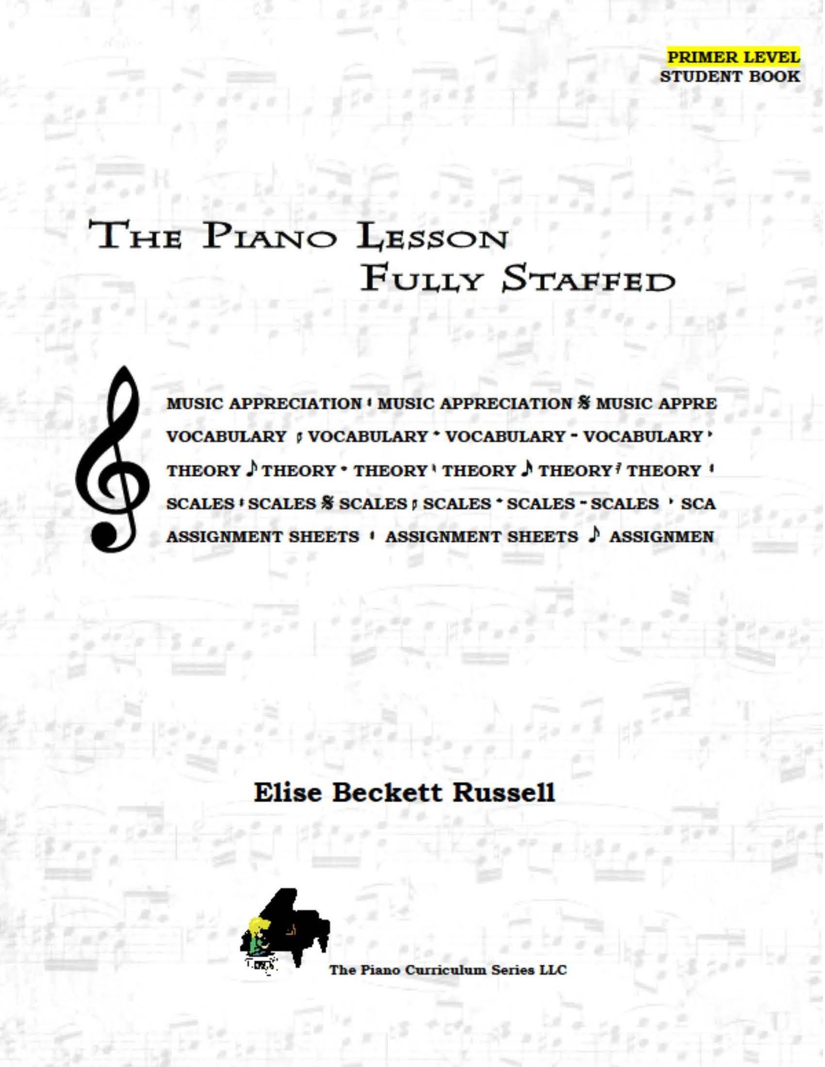 the piano lesson teacher manual p 5 piano curriculum series rh pcspiano com Piano Town Level 2 Piano Lessons in Spanish
